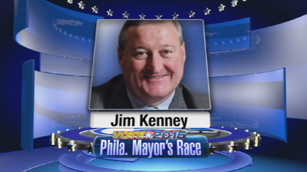 City Councilman Jim Kenney enters mayor's race