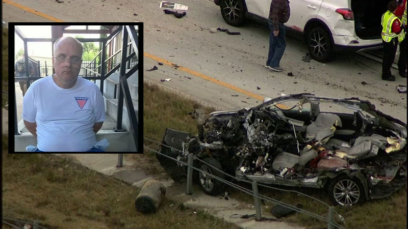 Details revealed about driver accused of deadly Hwy 99 crash in NW Harris  Co