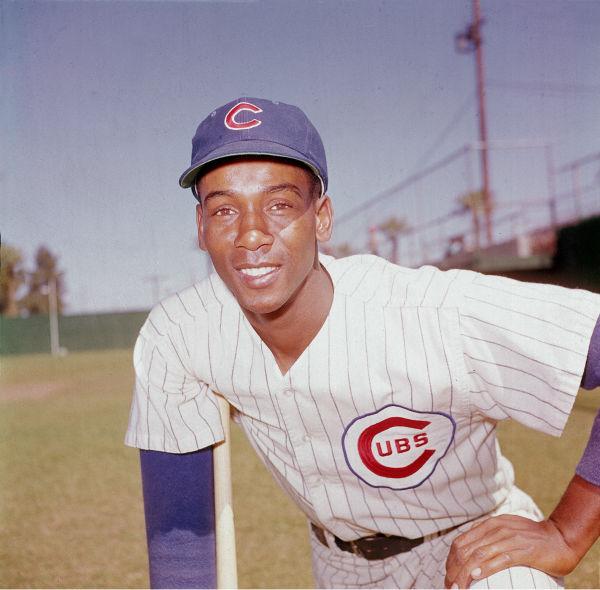 "<div class=""meta image-caption""><div class=""origin-logo origin-image none""><span>none</span></div><span class=""caption-text"">Ernie Banks, infielder for the Chicago Cubs, poses in 1970.  (AP Photo) (AP Photo/ XNBG)</span></div>"