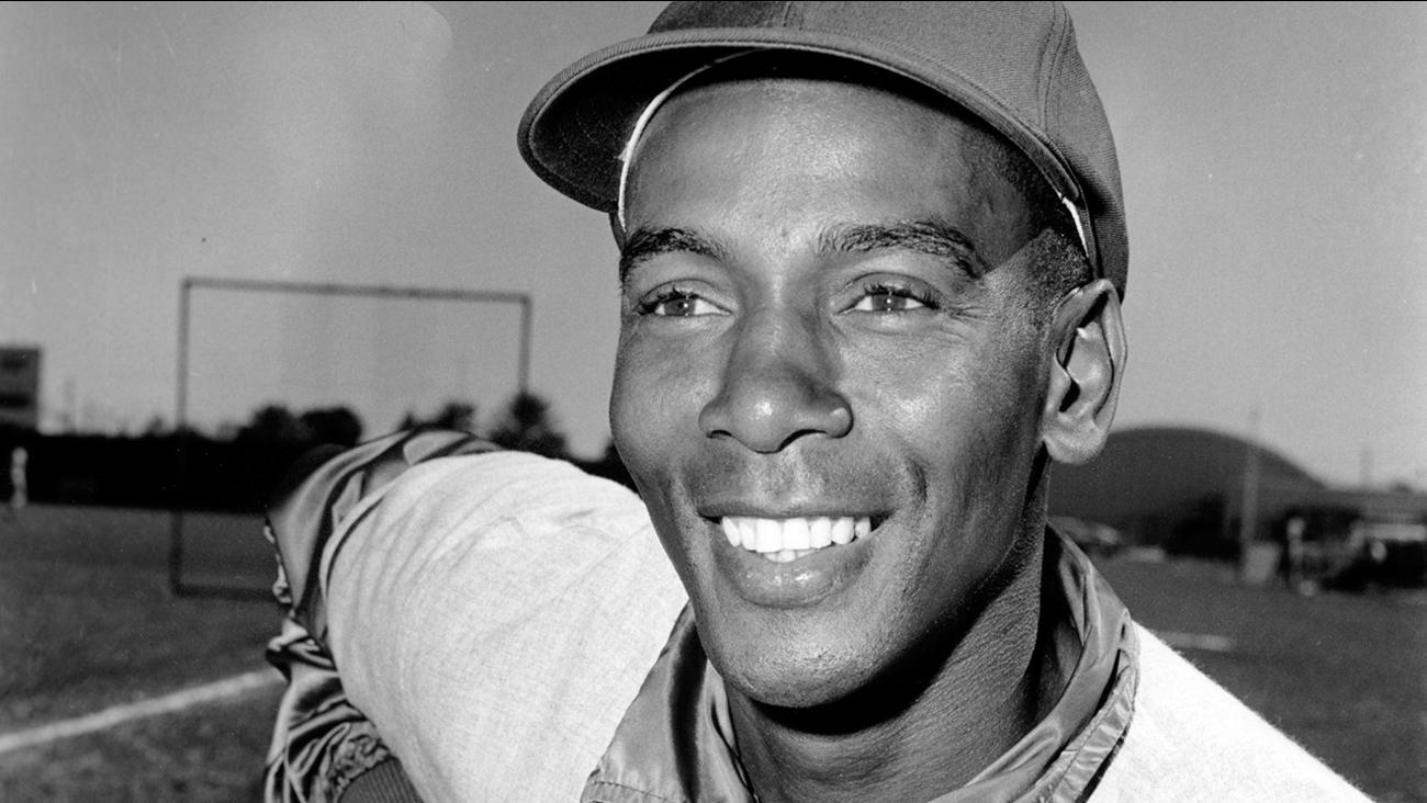 Hall of Fame slugger Ernie Banks died Friday, Jan. 23, 2015. He was 83