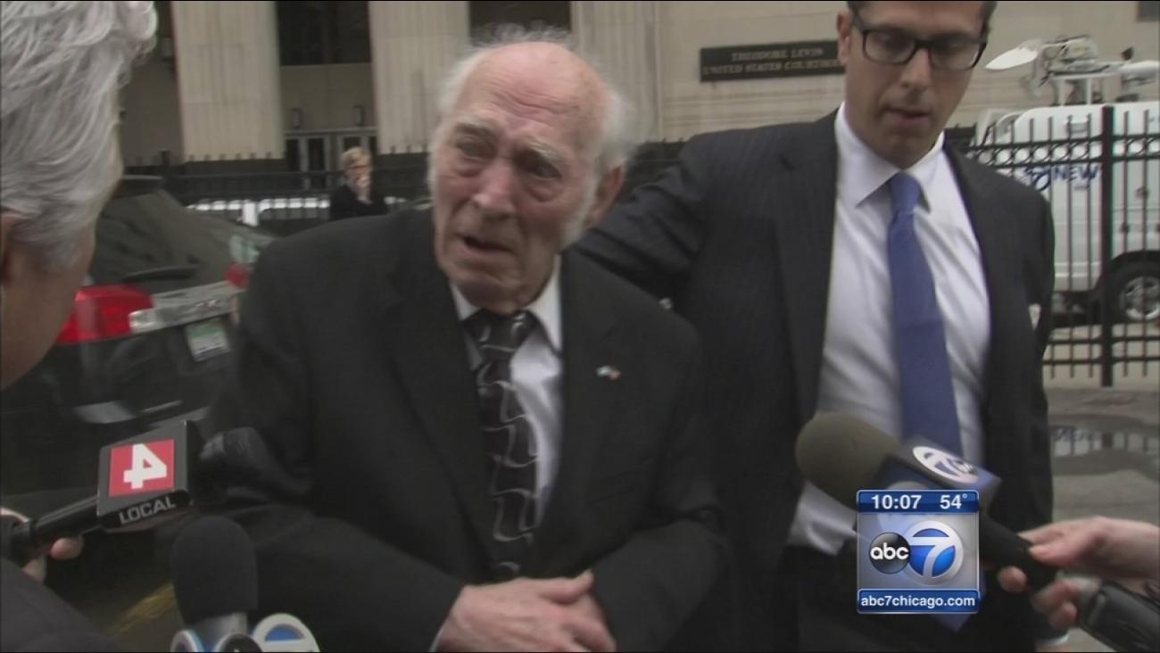Drug mule gets 3 years in prison on 90th birthday