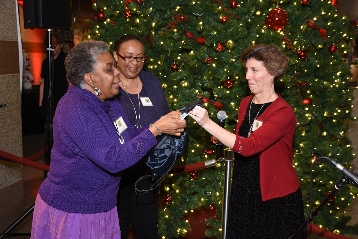 <div class='meta'><div class='origin-logo' data-origin='none'></div><span class='caption-text' data-credit='Courtesy of Mathias Bishop'>Scenes from the African American Cultural Celebration held in Raleigh on Thursday, Dec. 13, 2018.</span></div>