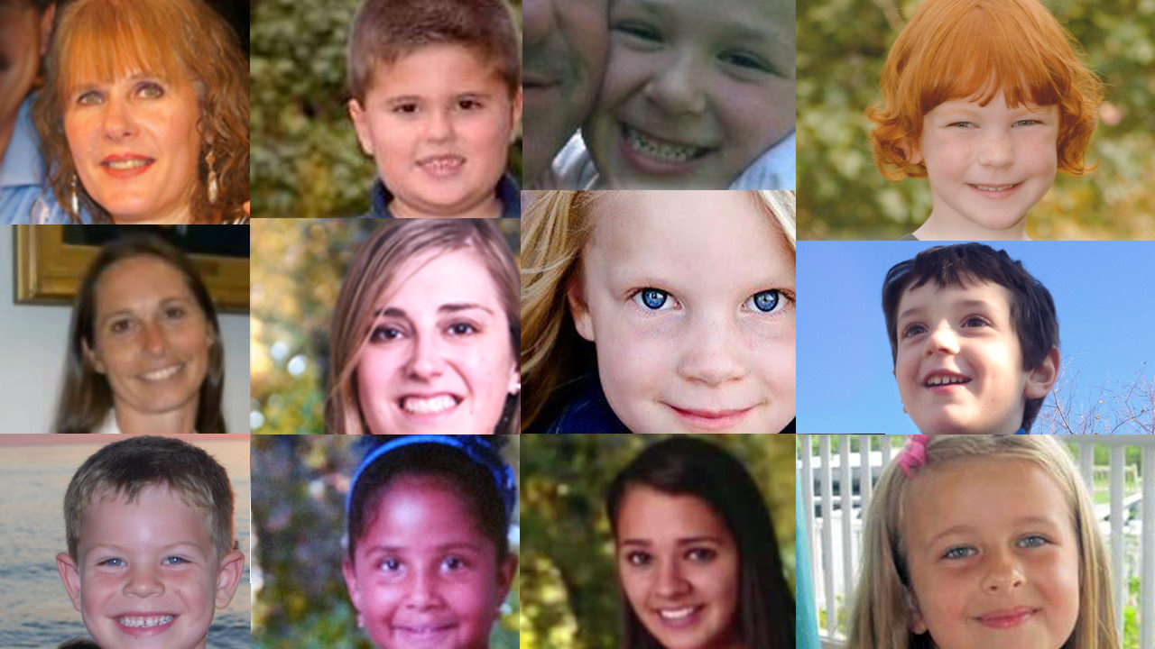 Remembering Sandy Hook victims 7 years after shooting
