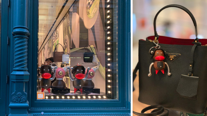 Prada, New York City reach settlement over blackface imagery in