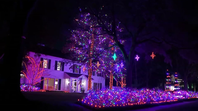 Christmas Light Display Near Me.Top Holiday Light Displays In Houston And Surrounding Areas