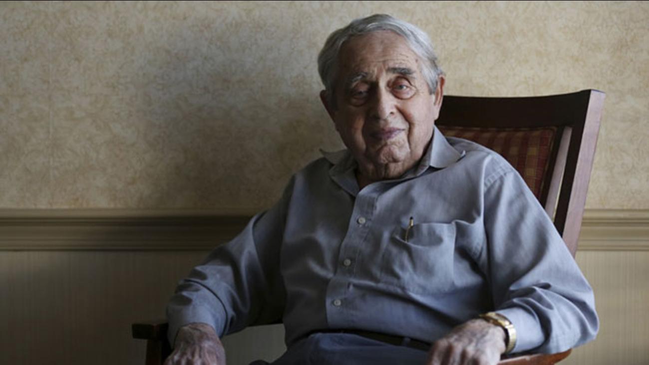 Siegfried Meinstein, 94