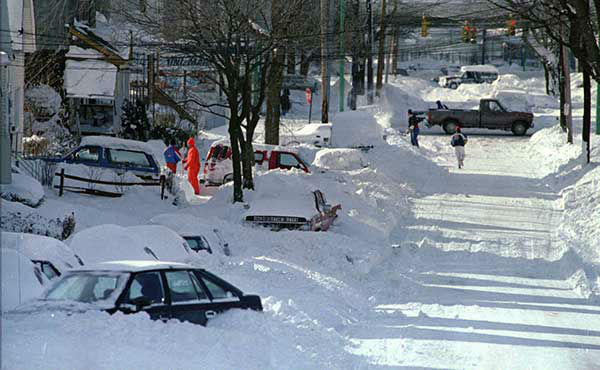 """<div class=""""meta image-caption""""><div class=""""origin-logo origin-image none""""><span>none</span></div><span class=""""caption-text"""">Dec. 1995: AP reports that the scene on this Buffalo street was typical after a significant blizzard hit. (Photo/DON HEUPEL)</span></div>"""