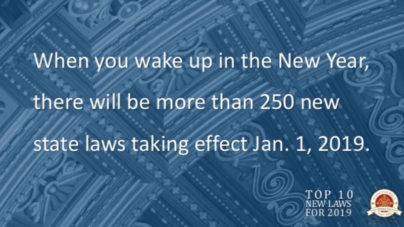 New Laws 2019: Illinois laws that start January 1