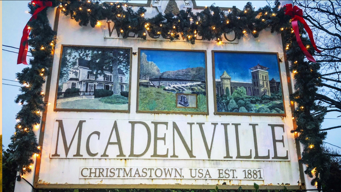 Mcadenville Christmas Lights.Hidden History Of North Carolina S Own Christmas Town