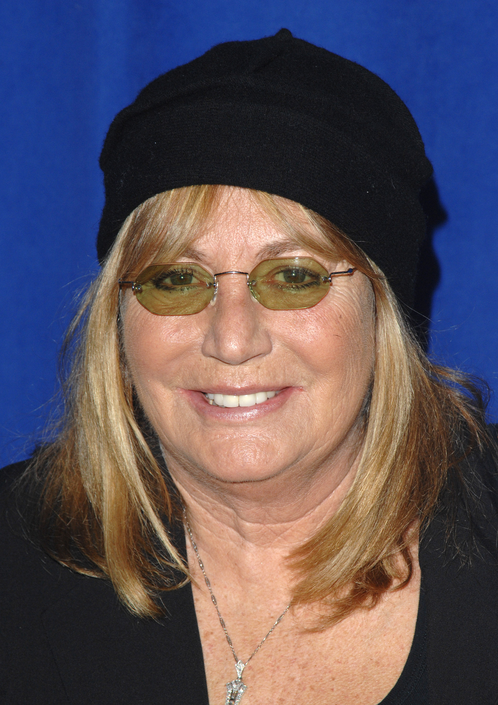 <div class='meta'><div class='origin-logo' data-origin='AP'></div><span class='caption-text' data-credit='Evan Agostini/Invision/AP'>Penny Marshall, a director known for films like ''Big'' and ''A League of Their Own,'' died on Dec. 17, 2018. She was 75.</span></div>
