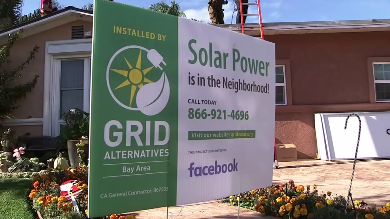 Solar energy | abc7news com