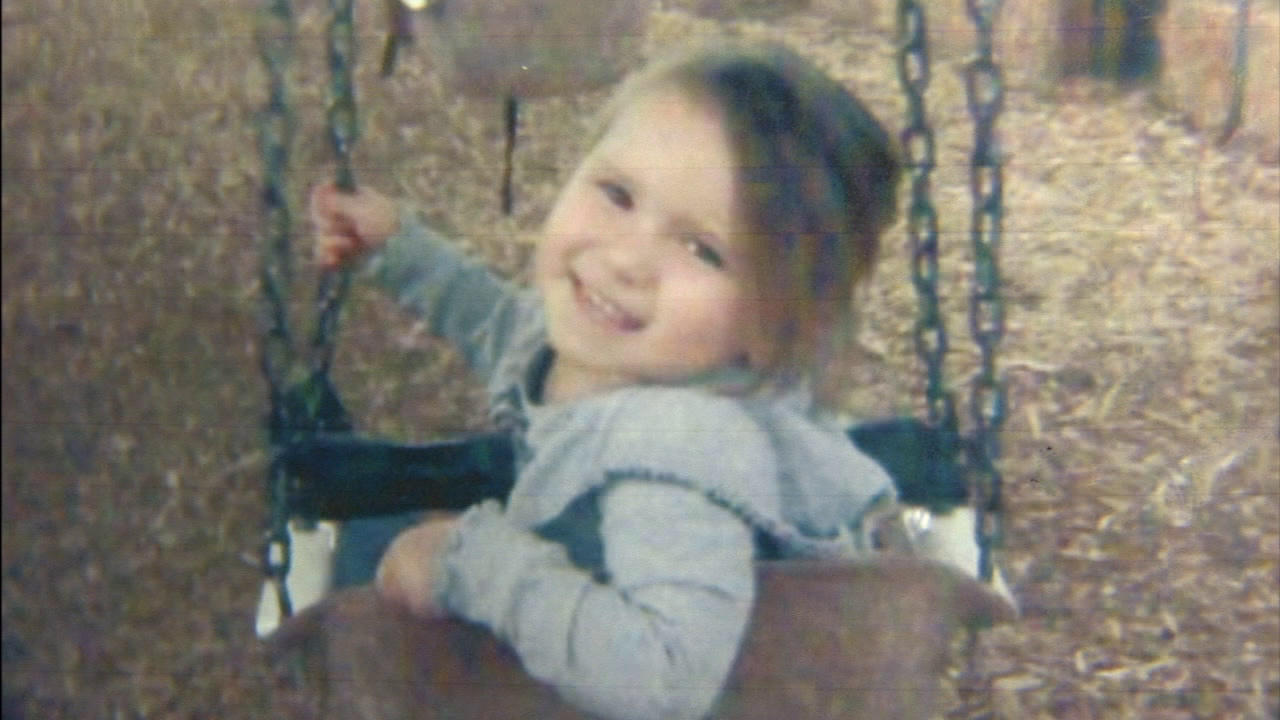 This photo, provided by the victim's grandmother, shows 2-year-old Joilene, who died from ingesting chili powder.