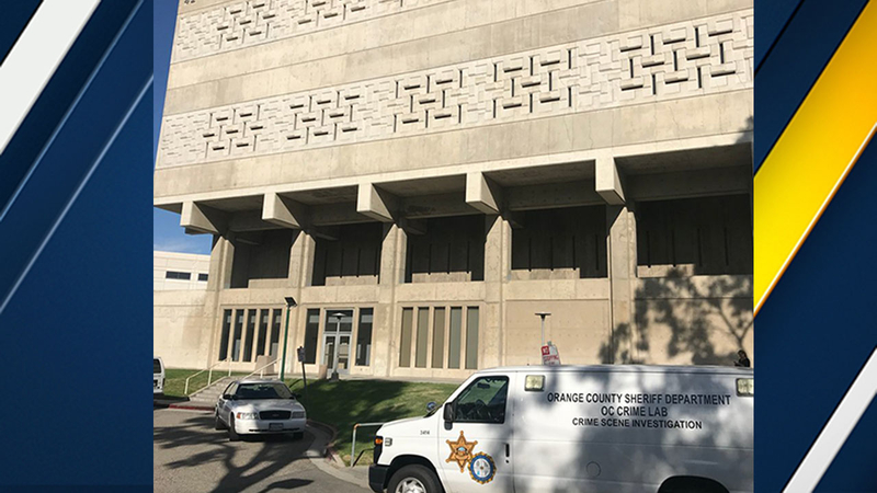 Inmates attack, injure 5 deputies at OC jail