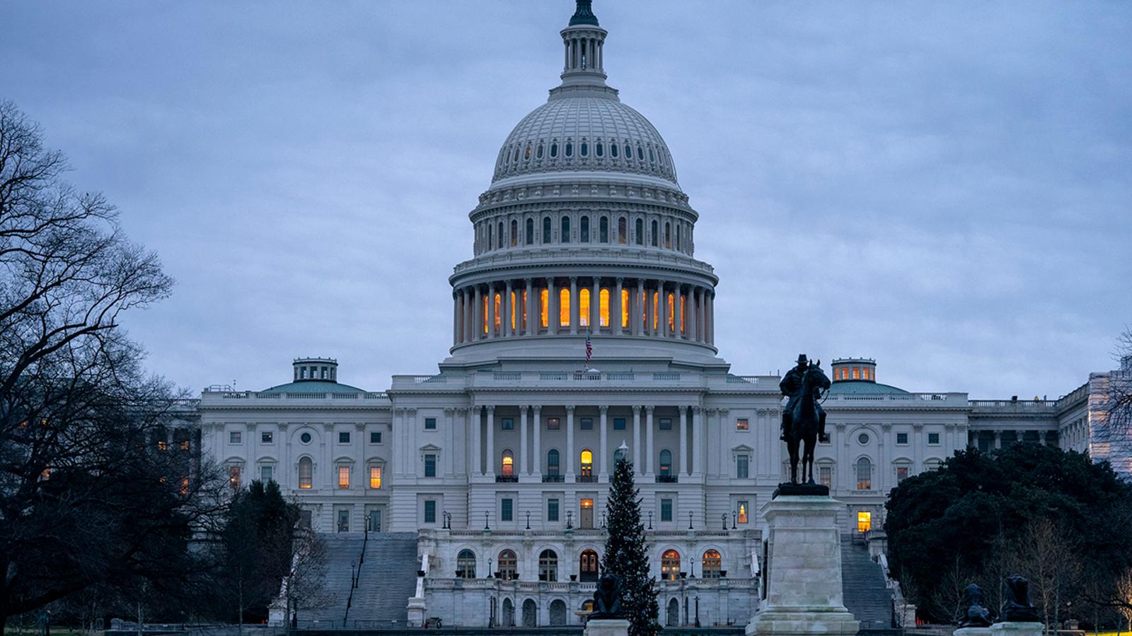 Senate Democrats asking Republicans to help pass new election safeguards
