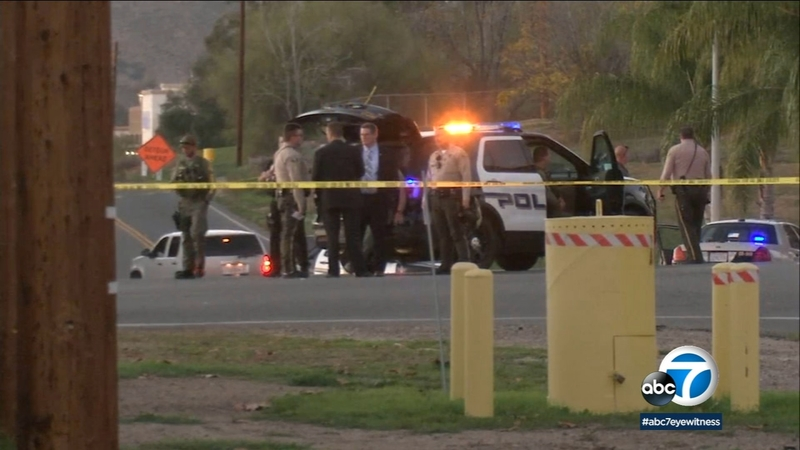 Chase leads to fatal officer-involved shooting in Lake Elsinore