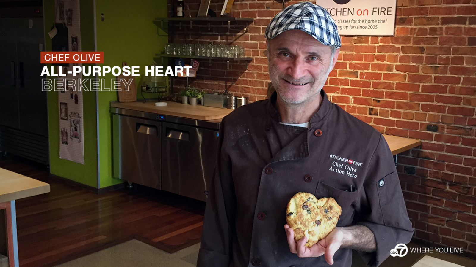 East Bay chef changing lives by sharing passion for food ...
