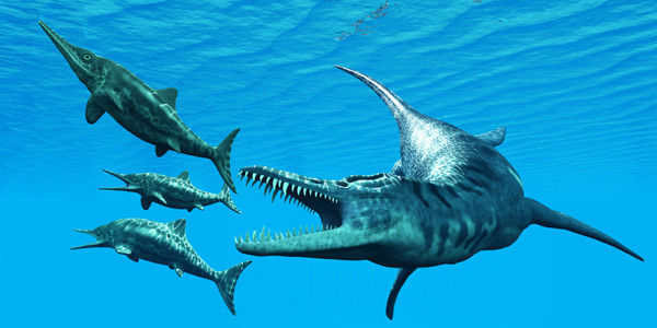 """<div class=""""meta image-caption""""><div class=""""origin-logo origin-image none""""><span>none</span></div><span class=""""caption-text"""">Liopleurodon is a short-necked plesioaur with a massive head from the mid-Jurassic, early Cretaceous period.</span></div>"""