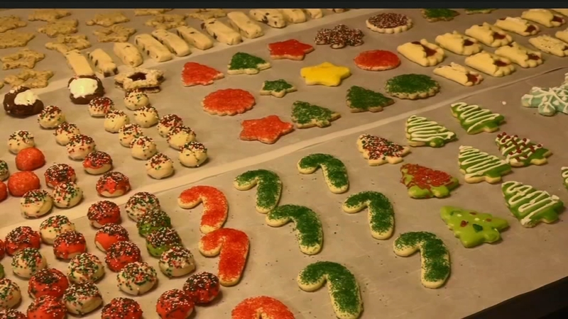 Christmas Cookie Hack Make 3 Types Of Cookies With One Dough