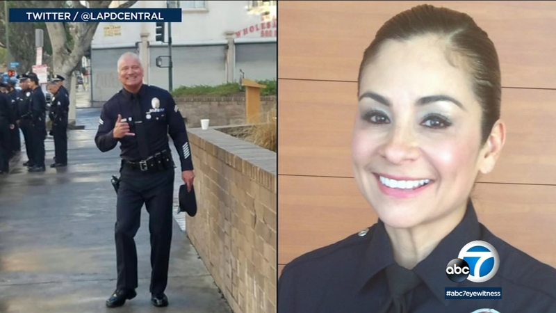 LAPD detective sues department, accuses fellow officer of abuse