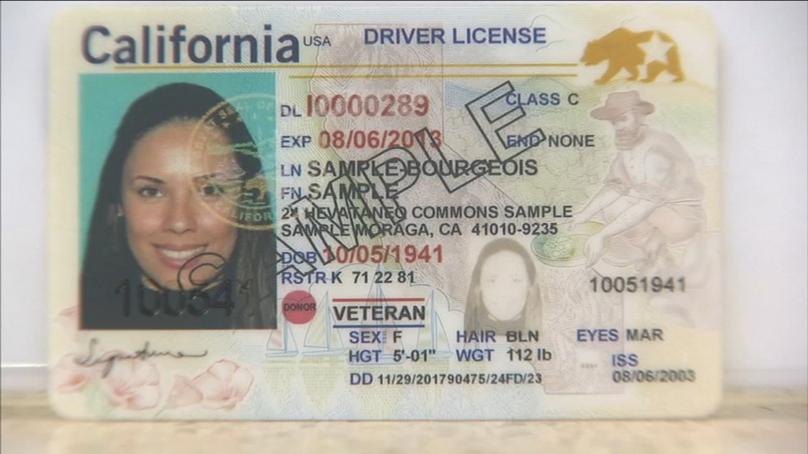 California May January 22 Residents Abc7news Be Unable Of Extra Fly To Starting Without Id com Millions