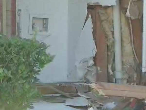 """<div class=""""meta image-caption""""><div class=""""origin-logo origin-image none""""><span>none</span></div><span class=""""caption-text"""">A driver passed out while driving and slammed into an apartment building in NE Harris County</span></div>"""