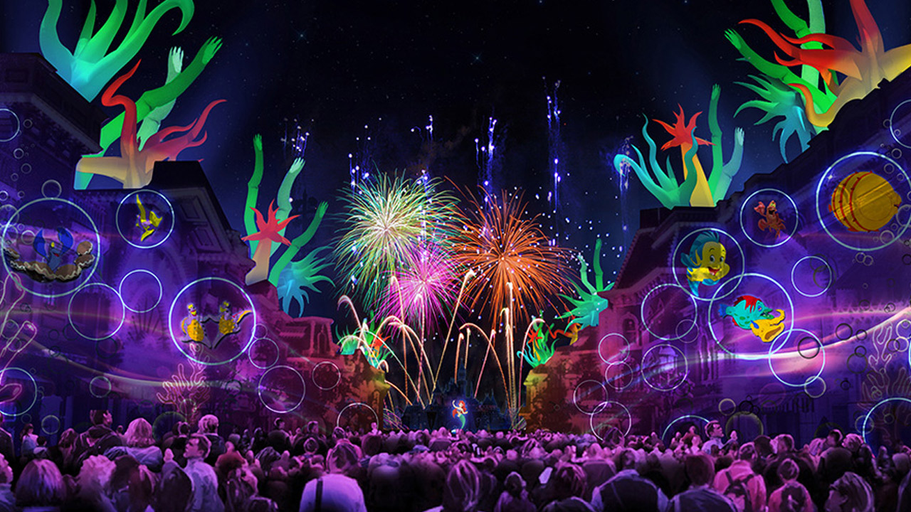 "A new fireworks show called ""Disneyland Forever"" will debut on May 22, 2015 and feature pyrotechnics and image projections."