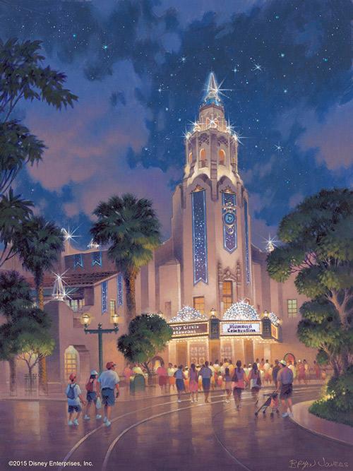 "<div class=""meta image-caption""><div class=""origin-logo origin-image kabc""><span>KABC</span></div><span class=""caption-text"">The Carthay Circle Theater at Disney California Adventure will feature diamond decorations for Disneyland's 60-year celebration.</span></div>"