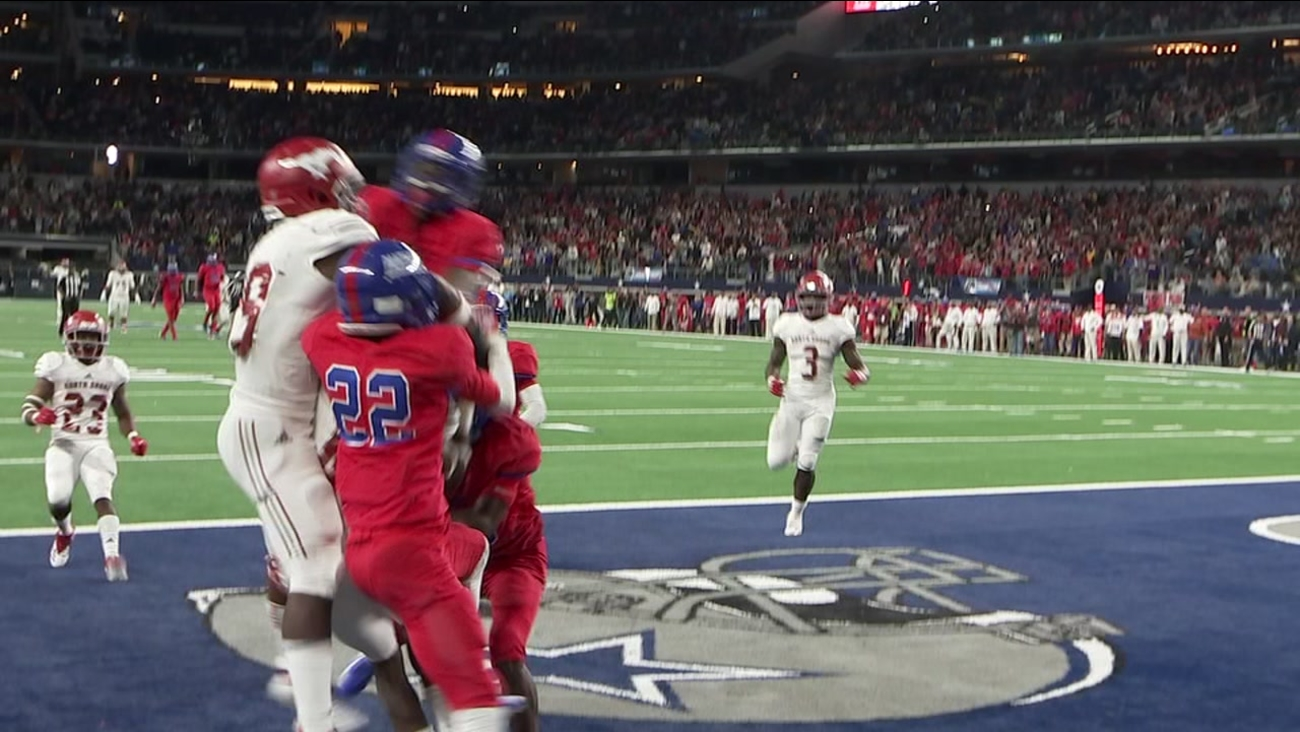 North Shore Senior High School Defeats Duncanville With Hail Mary