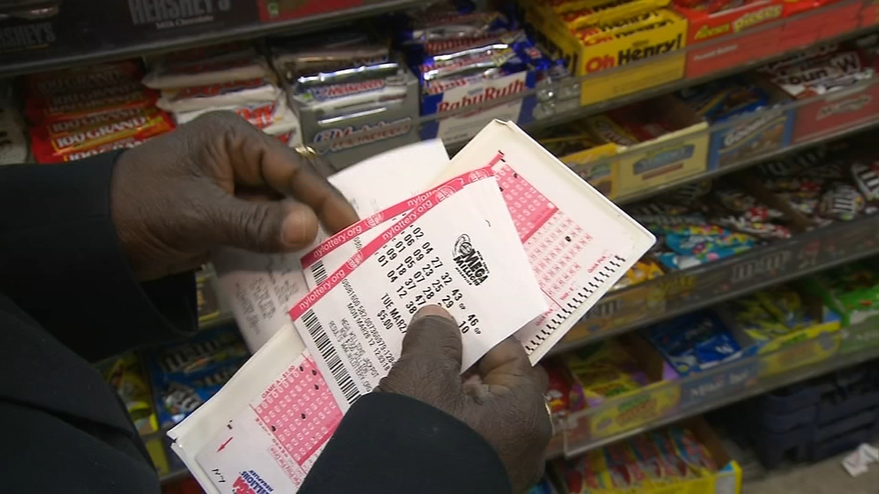 Mega Millions Results Winning Numbers Drawn For 321m Jackpot Abc7 Chicago