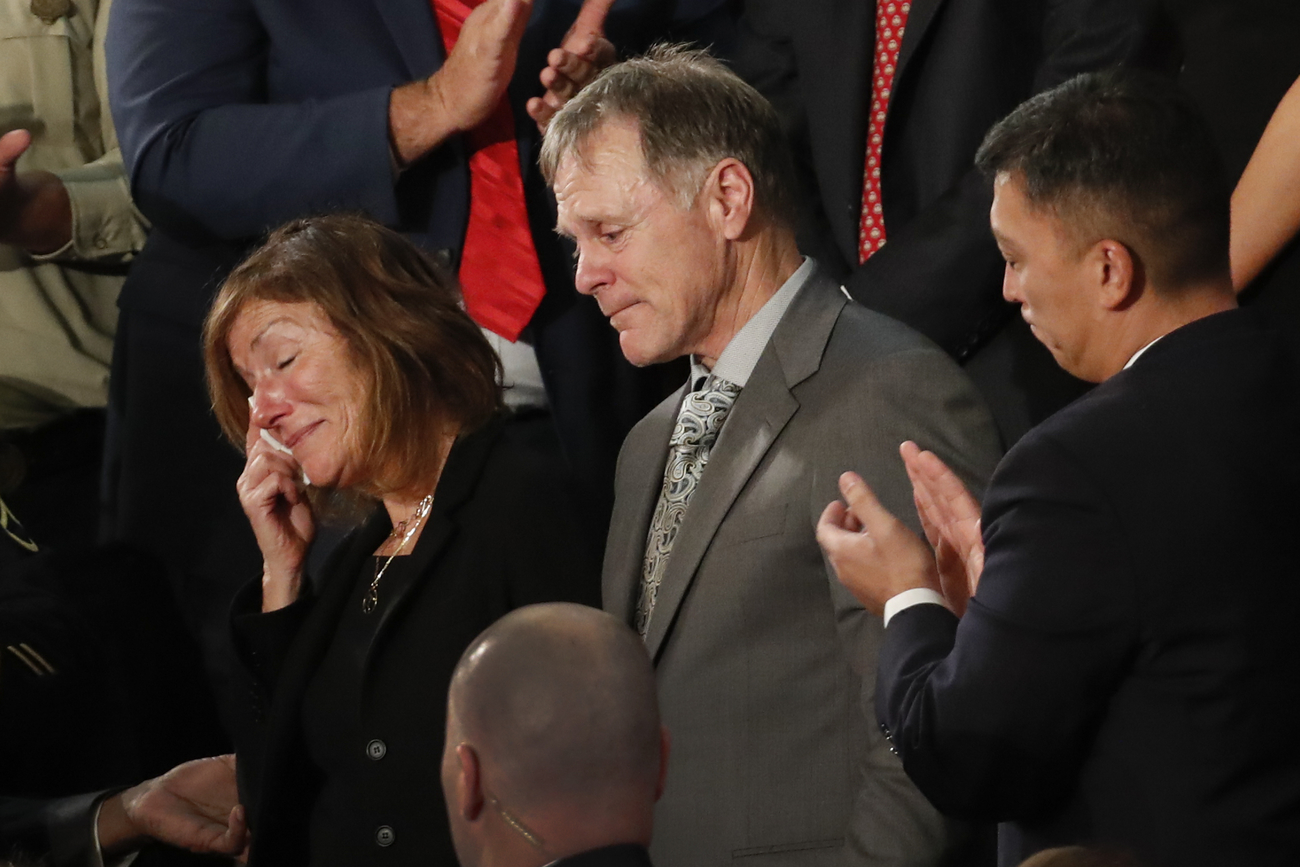 Judge Orders North Korea To Pay 500m To Family Estate Of Otto Warmbier