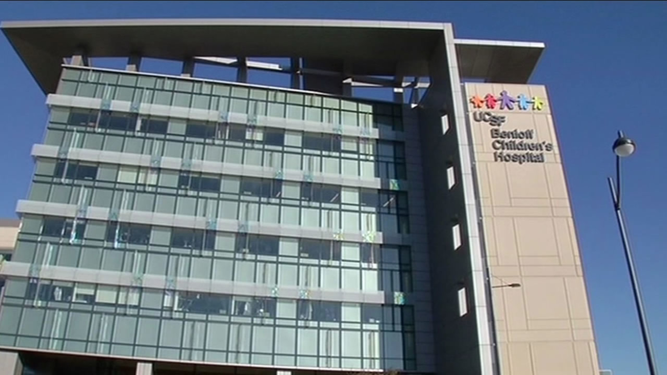 UCSF will open its new Mission Bay campus on Sunday.