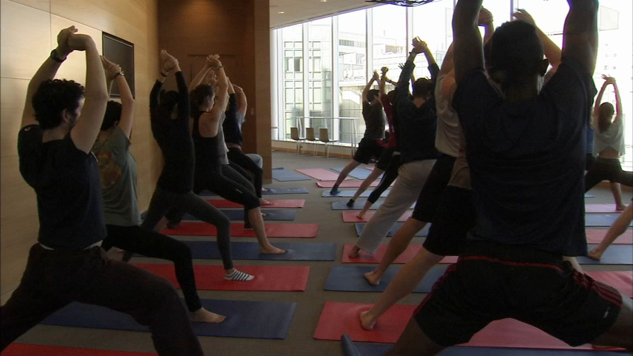 yoga improv new kind of medical school 6abccom