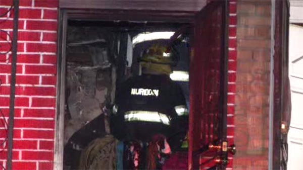 Residents escape flames inside Southwest Philadelphia home