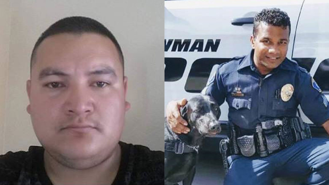 Police officer Ronil 'Ron' Singh fatally shot in Newman