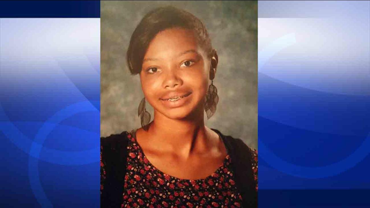 Fourteen-year-old Lauren Jackson was last seen in the 6700 block of 88th Street in Westchester Thursday, Jan. 29, 2015.