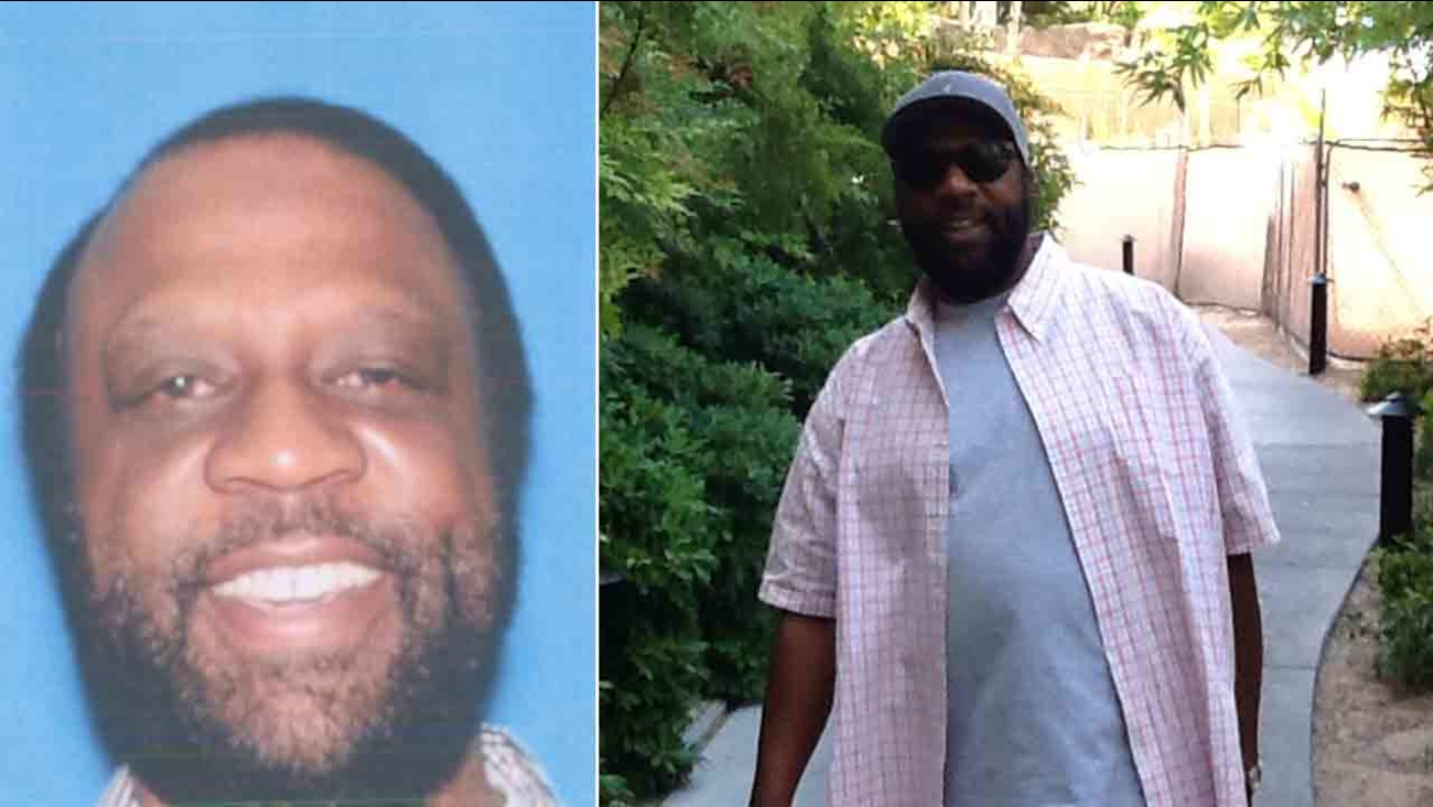 Terry Carter, 55, was fatally struck by music mogul Marion 'Suge' Knight in Compton Thursday, Jan. 29, 2015.