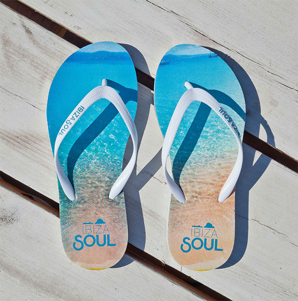 "<div class=""meta image-caption""><div class=""origin-logo origin-image none""><span>none</span></div><span class=""caption-text"">Ibiza Soul flip flops. (Photo/Courtesy of Distinctive Assets)</span></div>"