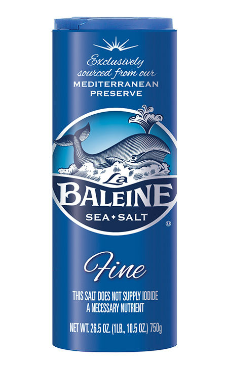 "<div class=""meta image-caption""><div class=""origin-logo origin-image none""><span>none</span></div><span class=""caption-text"">La Baleine Natural Mediterranean Sea Salts (Photo/Courtesy of Distinctive Assets)</span></div>"