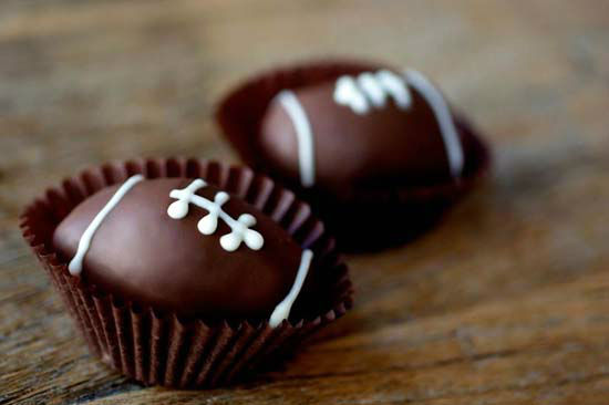 "<div class=""meta image-caption""><div class=""origin-logo origin-image none""><span>none</span></div><span class=""caption-text"">Ooh La La Sweets:  The seasonal football-shaped cupcake truffles will be served through Sunday, first come, first served. (Kimberly Park)</span></div>"