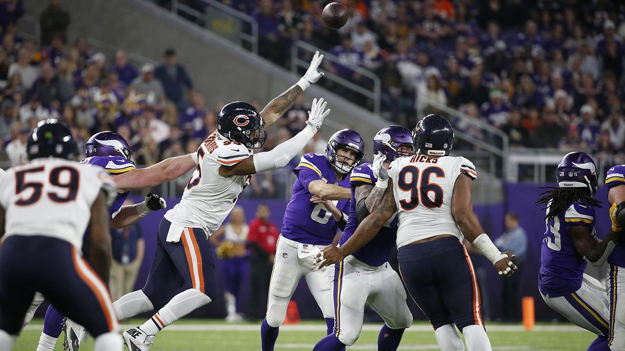 6b346ed48 Waddle s World  Chicago Bears beat Minnesota Vikings
