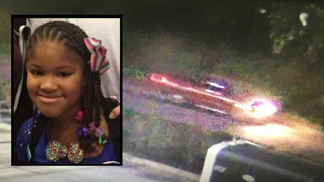Image result for Search for clues after 7-year-old shot while leaving Walmart with her mother