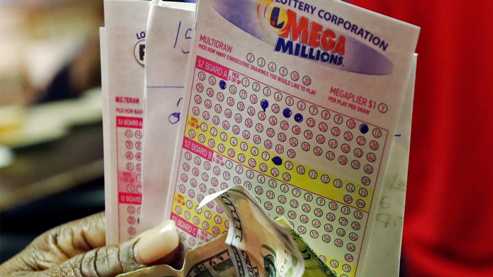 Mega Millions winning ticket sold in $425M drawing