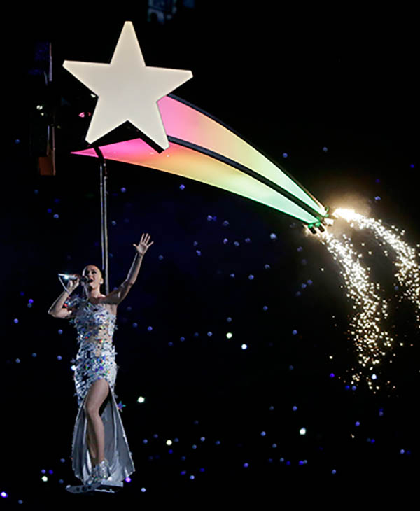 "<div class=""meta image-caption""><div class=""origin-logo origin-image ap""><span>AP</span></div><span class=""caption-text"">Katy Perry performs during halftime of NFL Super Bowl XLIX football game between the Seattle Seahawks and the New England Patriots.</span></div>"