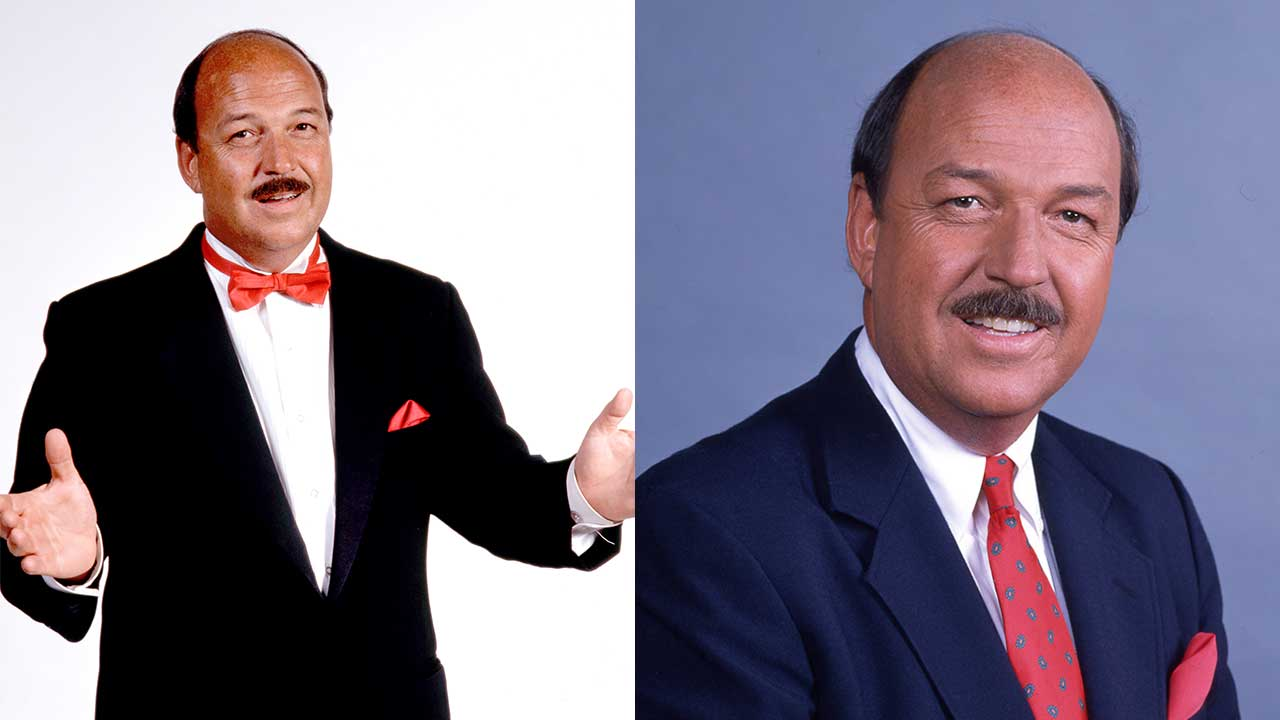 <div class='meta'><div class='origin-logo' data-origin='none'></div><span class='caption-text' data-credit='WWE'>''Mean'' Gene Okerlund, a WWE Hall of Famer who became one of the most recognizable voices in pro wrestling, died at age 76, WWE confirmed.</span></div>