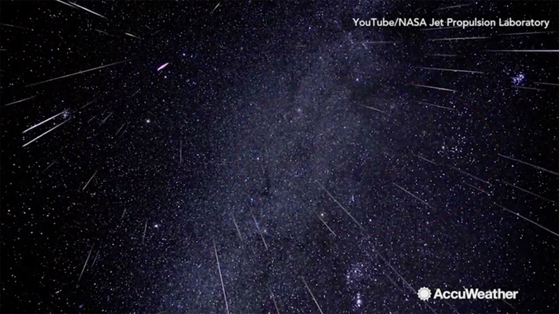 First meteor shower of 2019 peaks Thursday into Friday