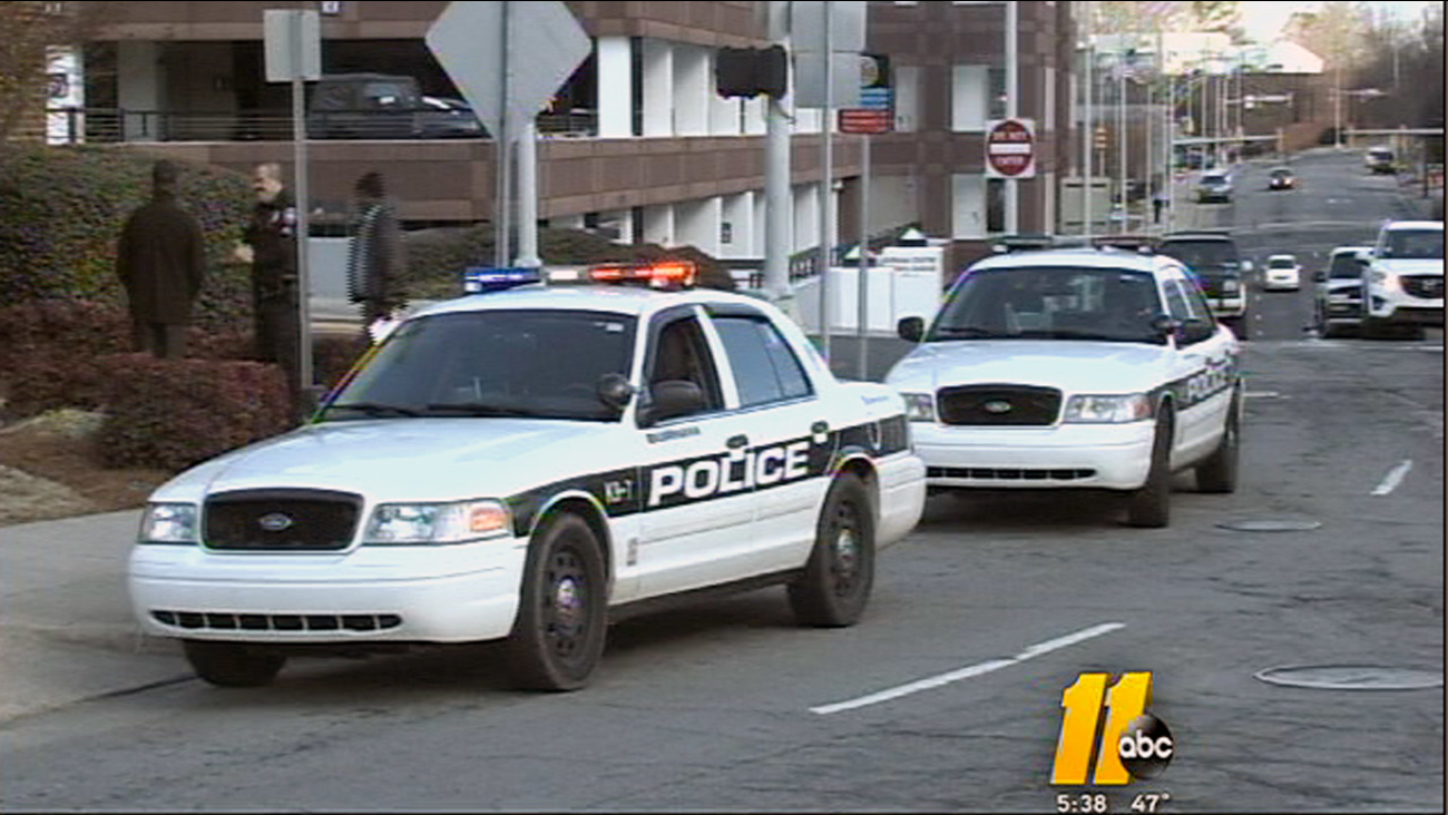 Durham attempted bank robbery