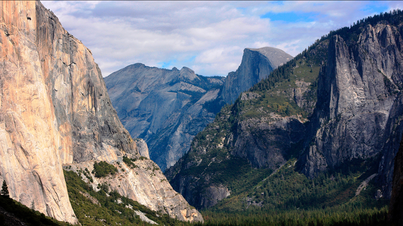Man killed in Yosemite National Park fall on Christmas Day