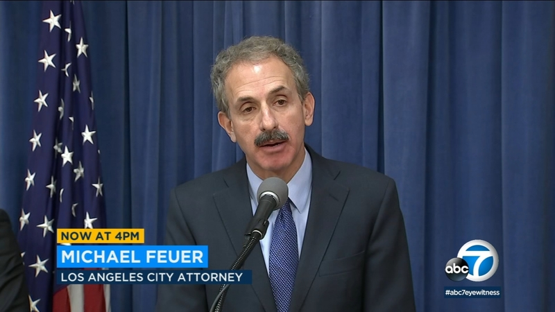 LA city attorney suing Weather Channel app over user data