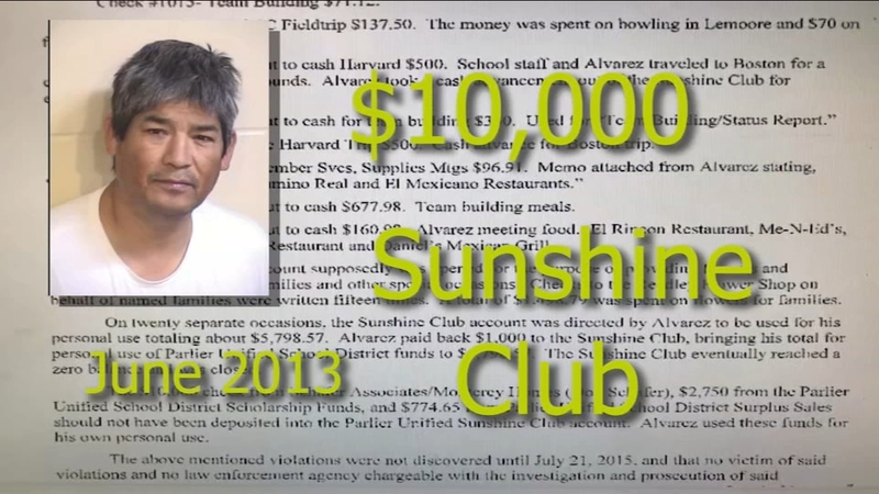 Superintendent allegedly stole $10,000 from Parlier schools, charged with  embezzlement