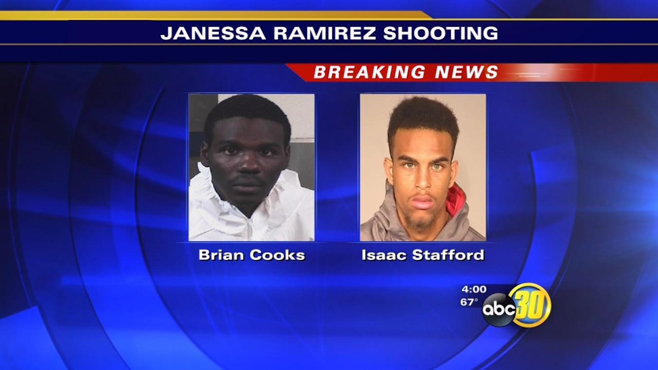 1 of 2 suspects charged in Janessa Ramirez murder case